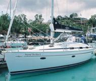 Sailing yacht Bavaria 39 Cruiser for rent in Abel Point Marina