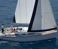 Sailing yacht Bavaria 39 Cruiser for hire in Skiathos