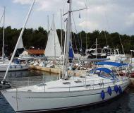 Segelboot Bavaria 40 Yachtcharter in Marina Vrsar