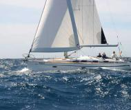 Yacht Bavaria 40 available for charter in Zaton