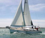 Sail boat Bavaria 40 for rent in Marina Jachtwerf Maronier