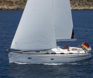 Sailing boat Bavaria 40 Cruiser for charter in Marsala Marina