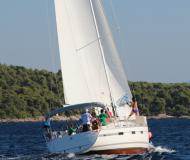 Sailing yacht Bavaria 40 Cruiser for hire in Vrsar