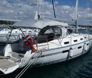 Segelyacht Bavaria 40 Cruiser Yachtcharter in Marina Dalmacija
