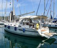 Sailing boat Bavaria 40 Cruiser available for charter in Ece Saray Marina