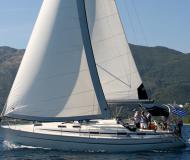 Segelyacht Bavaria 41 chartern in Marina Lefkas