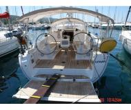 Sail boat Bavaria 41 Cruiser for charter in Marina Punat
