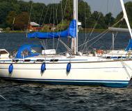 Bavaria 42 Segelyacht Charter Rostock