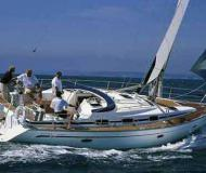 Sail boat Bavaria 42 Cruiser available for charter in Grand Harbour Marina