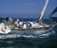 Sailing yacht Bavaria 42 for charter in Lidingoe