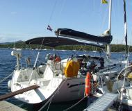 Yacht Bavaria 42 Match for rent in ACI Dubrovnik Marina