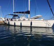 Sailing boat Bavaria 44 for hire in Portisco