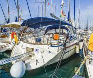 Yacht Bavaria 44 available for charter in Ece Saray Marina