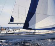 Sailing boat Bavaria 44 available for charter in Marina of Portoferraio
