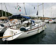 Segelboot Bavaria 44 Yachtcharter in Portisco