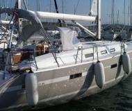 Segelboot Bavaria 45 chartern in Marigot Bay Marina