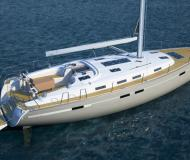 Sailing boat Bavaria 45 Cruiser for rent in Kalkara Marina