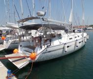 Yacht Bavaria 45 Cruiser for hire in Biograd na Moru