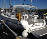 Segelboot Bavaria 45 Cruiser Yachtcharter in Saltsjoe Duvnaes
