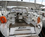 Yacht Bavaria 45 Cruiser for rent in Marina Kornati
