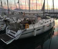 Sailing boat Bavaria 45 Cruiser available for charter in Goecek