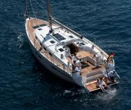 Sail boat Bavaria 45 Cruiser for hire in Trogir