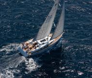 Segelboot Bavaria 45 Cruiser Yachtcharter in Marina Veruda