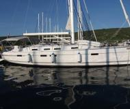 Sailing yacht Bavaria 45 Cruiser for rent in Krk
