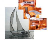 Bavaria 46 Cruiser Segelboot Charter Rostock