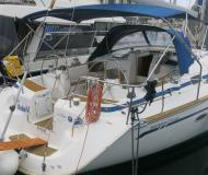 Sailing boat Bavaria 46 Cruiser available for charter in Marina Tankerkomerc