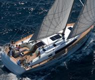 Sailing yacht Bavaria 46 Cruiser available for charter in Nettuno