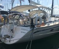 Sailing boat Bavaria 46 Cruiser for charter in Alimos Marina Kalamaki