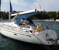 Segelyacht Bavaria 46 Cruiser Yachtcharter in Marina Veruda