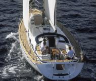 Bavaria 46 Cruiser Segelyacht Charter Cetraro