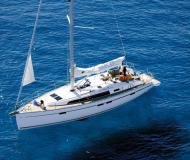 Sail boat Bavaria 46 Cruiser for charter in Goecek