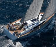 Sailing boat Bavaria 46 Cruiser for charter in Marina Darsena Acton