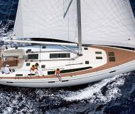 Segelyacht Bavaria 51 Cruiser Yachtcharter in Goecek Village Port