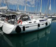 Sailing yacht Bavaria 51 Cruiser for charter in Gouvia