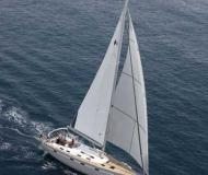 Yacht Bavaria 55 Cruiser for hire in Marina Parikia Port