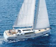 Yacht Bavaria 55 Cruiser for rent in ACI Marina Trogir