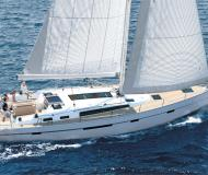 Segelyacht Bavaria 56 Cruiser Yachtcharter in Marina Alcantara
