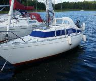 Sailing boat Bellona 23 available for charter in Sabyvikens Marina