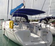 Segelyacht Cyclades 51.5 Yachtcharter in True Blue Bay Marina