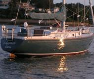 Sailing boat Bristol 35.5 for rent in Onset