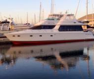 Yacht Carver Voyager 470 for rent in Marina del Rey
