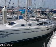 Sail boat Catalina 357 available for charter in Ko Chang
