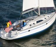 Sailing yacht Catalina 445 for charter in Saint Petersburg