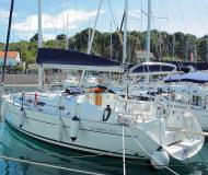 Sailing yacht Cyclades 39 for rent in Marina Rogac