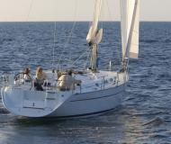 Sailing boat Cyclades 39.3 available for charter in Procida