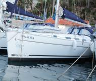 Segelboot Cyclades 43.4 Yachtcharter in Marina Rogac